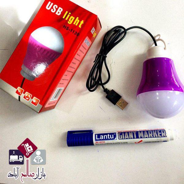 فروش عمده لامپ نشکن یو اس بی