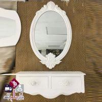 فروش عمده ست آینه و طاقچه کشو دار