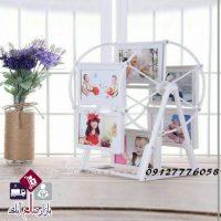فروش عمده قاب عکس رومیزی طرح چرخ و فلک