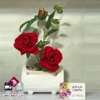 فروش عمده گلدان دکوری طرح تنه درختی