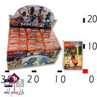 فروش عمده اسباب بازی لگو نینجا