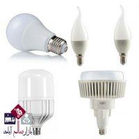 فروش عمده لامپ ال ای دی کم مصرف