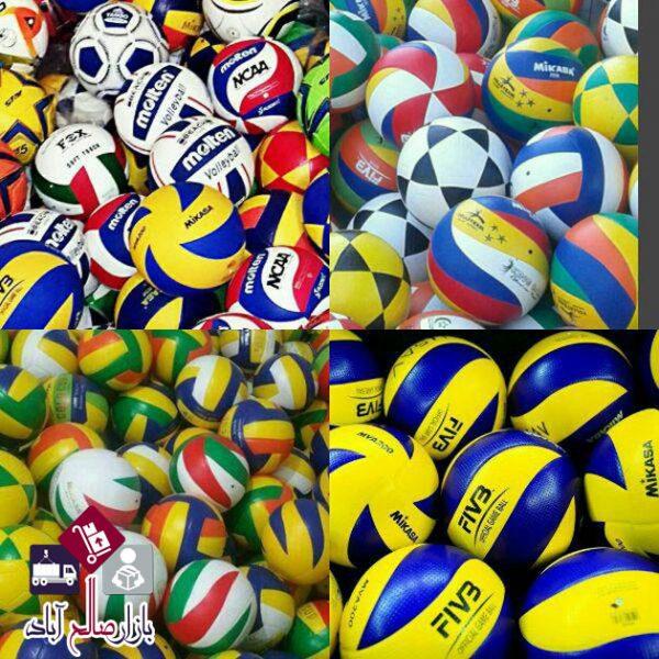 فروش عمده توپ های ورزشی