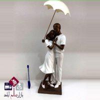 فروش عمده مجسمه عشق طرح آغوش