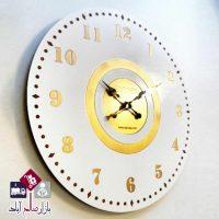 فروش عمده ساعت دیواری شیک طرح ساده