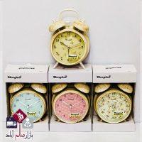 فروش عمده ساعت شماطه طرح قدیمی