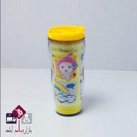 فروش عمده قمقمه شیکر پلاستیکی کودک