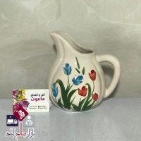 فروش عمده گلدان سفالی طرح پارچ
