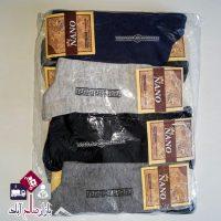 حراجی عمده جوراب مردانه نانو عطری