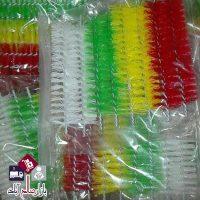 فروش عمده یدک برس پلاستیکی جارو نپتون