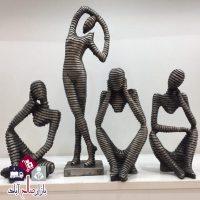 فروش عمده مجسمه پلی استر طرح مومیایی
