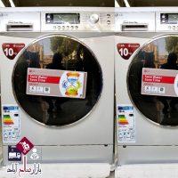 فروش عمده ماشین لباسشویی 10 کیلویی LG