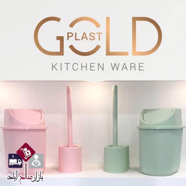 فروش عمده سطل زباله و فرچه دستشویی