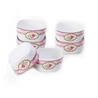 سرویس ظروف گلدار
