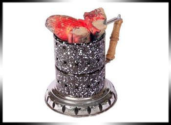 فروش عمده انواع ذغال سرخ کن