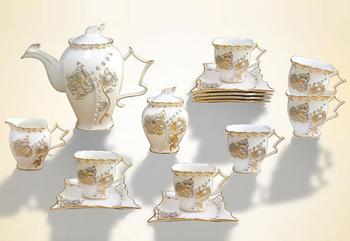 فروش عمده انواع سرویس چای خوری