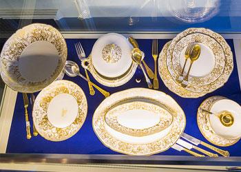 فروش عمده انواع ظروف سلطنتی