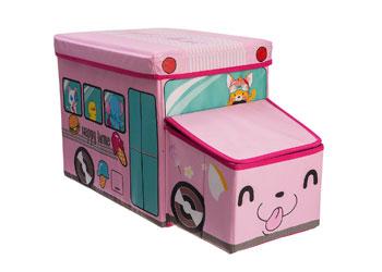 فروش عمده انواع باکس پارچه ای کودک