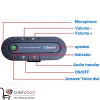 خرید عمده اسپیکر بلوتوث گوشی همراه برای ماشین