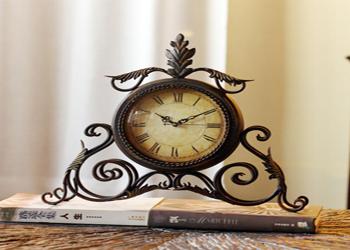 عمده فروشی انواع ساعت رومیزی