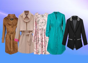 فروش عمده انواع پوشاک
