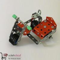 خرید عمده سازه فلزی سه مدل موتور سیکلت