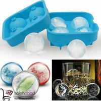 فروش عمده قالب یخ دو طرفه کروی
