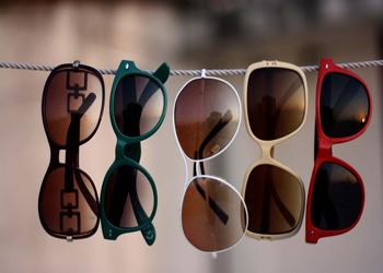 فروش عمده انواع عینک آفتابی
