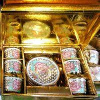 فروش عمده سرویس فنجان نعلبکی کادوئی