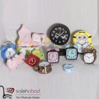 فروش عمده مدل های ساعت رومیزی فانتزی