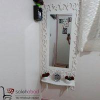 فروش عمده آینه قدی PVC طرح کلاسیک