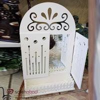 فروش عمده آینه درب دار PVC