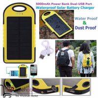 فروش عمده شارژر خورشیدی ضد آب