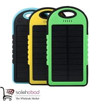 فروش عمده پاور بانک خورشیدی ضد آب