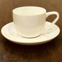 فروش عمده فنجان و نعلبکی ساده