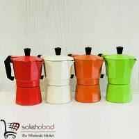 فروش عمده قهوه جوش اسپرسو دو کاپ