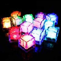 فروش عمده یخ چراغ دار تزئینی LED
