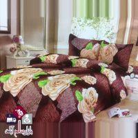 فروش عمده رو تختی یک نفره گلدار
