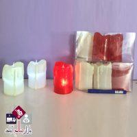 فروش عمده ست ٦ عددی شمع ال ای دی