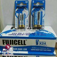فروش عمده باتری قلمی FUJICELL