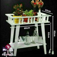 فروش عمده پایه گلدان و میز دکوری ایکیا