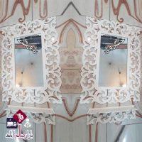 فروش عمده آینه و کنسول دیواری PVC