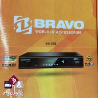 خرید عمده دستگاه گیرنده تلویزیون دیجیتال براوو