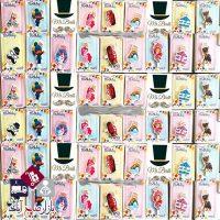 فروش عمده شمع شخصیت های کارتنی