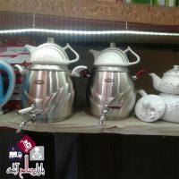 فروش عمده کتری قوری روگازی شیر دار
