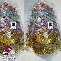 فروش عمده نقاب بالماسکه مدل اکلیلی