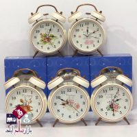فروش عمده ساعت شماطه مدل انگلیش هوم