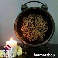 فروش عمده ساعت رومیزی چرخ دنده ای