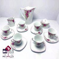 فروش عمده سرویس چای خوری ۱۷ پارچه