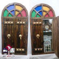 فروش عمده قاب آینه درب دار سنتی